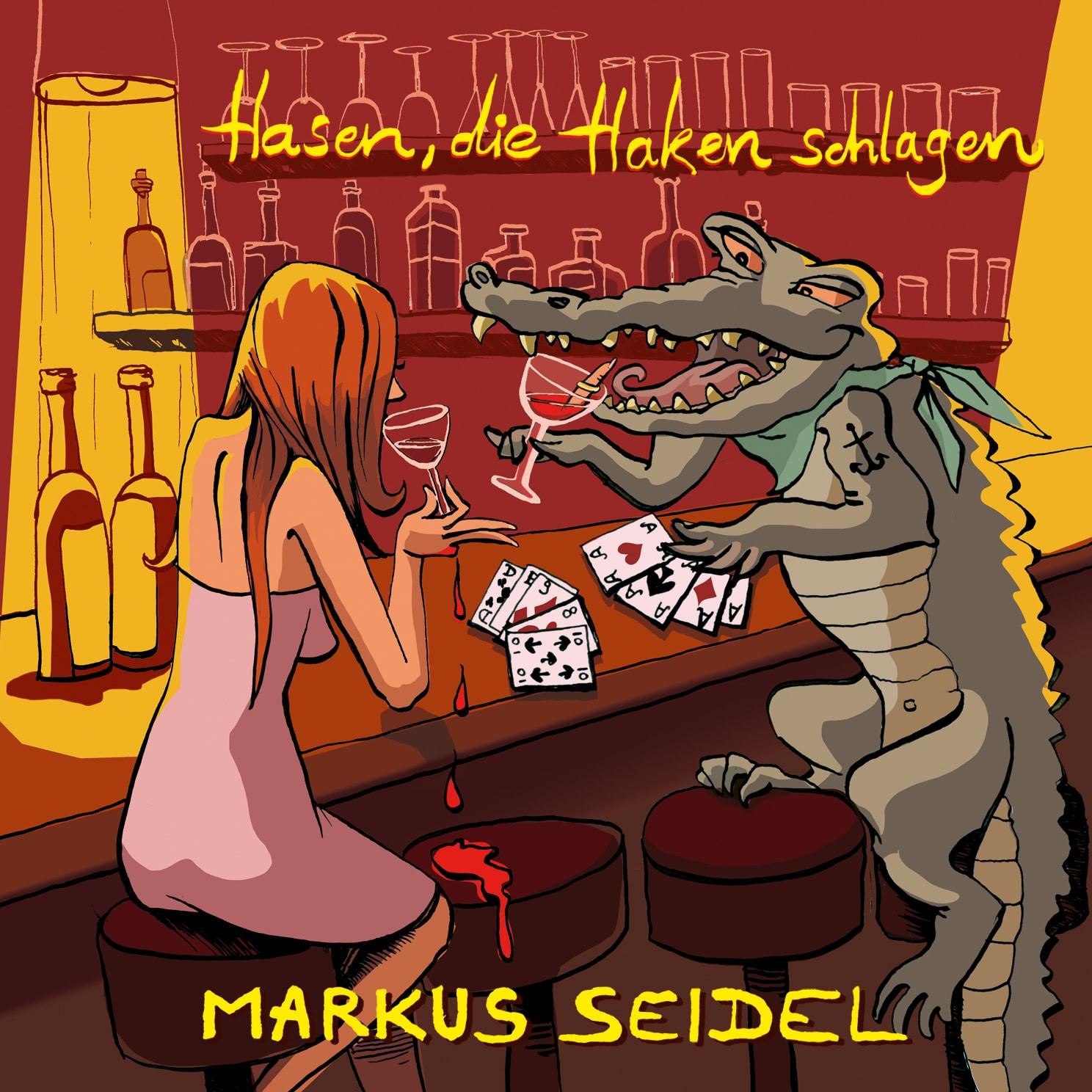 """""""Hasen, die Haken schlagen"""" von Markus Seidel"""