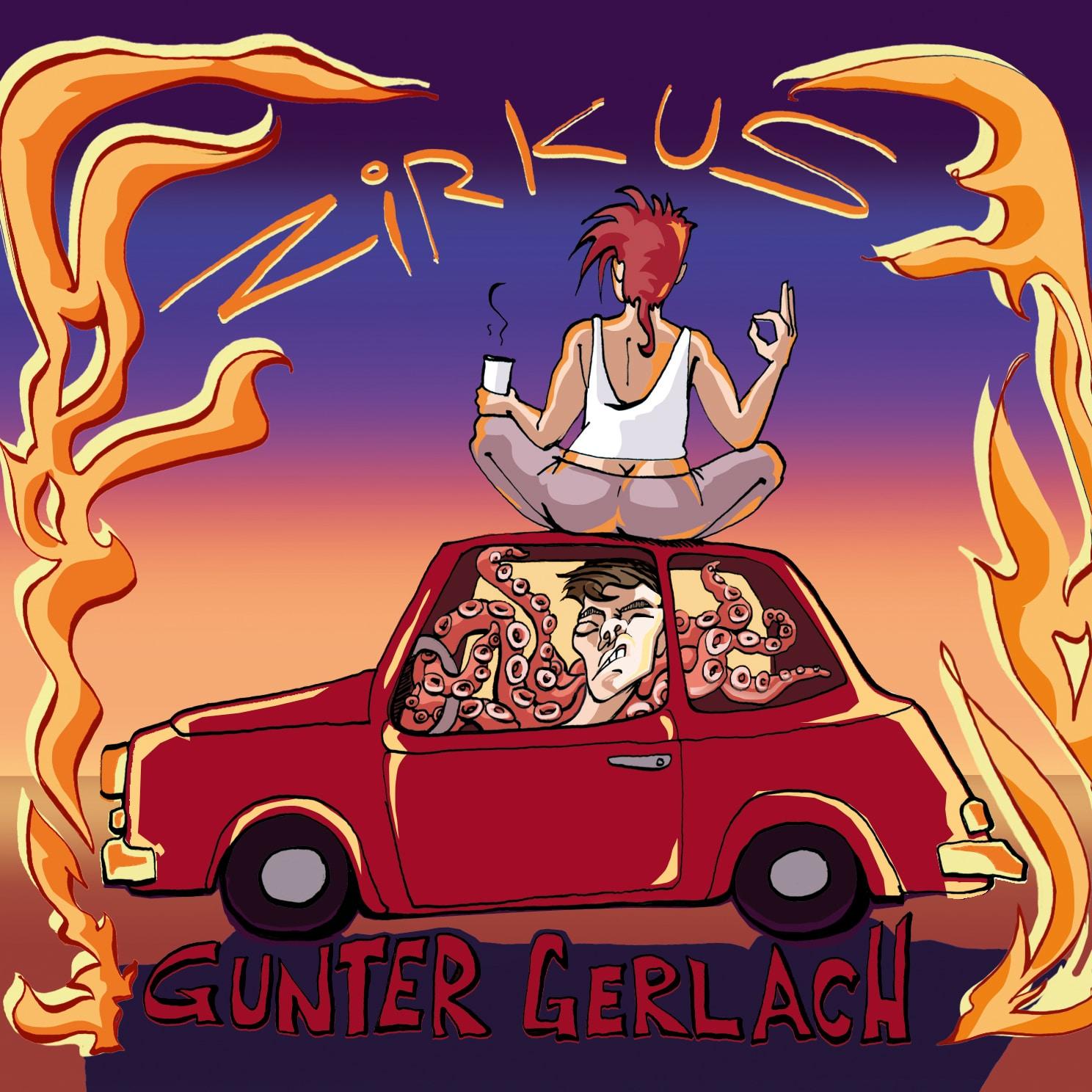 """""""Ziekus"""" von Gunter Gerlach"""