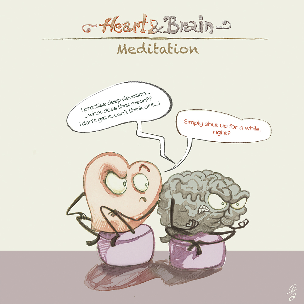 "Heart and Brain ""Meditation"""
